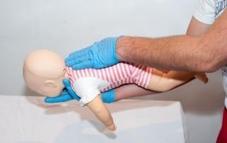 Stop a child choking