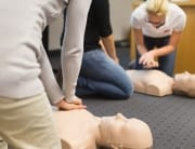 First Responder training courses
