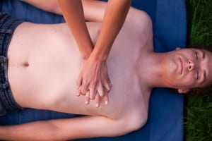CPR training courses Northern Ireland