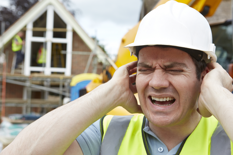 Noise in the workplace