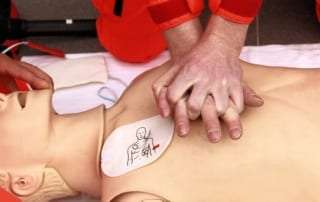 How to perform Cardiopulmonary Resuscitation (CPR)