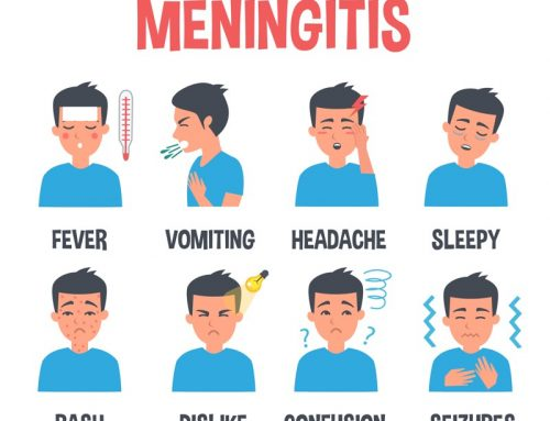Spotting Meningitis in babies and young children